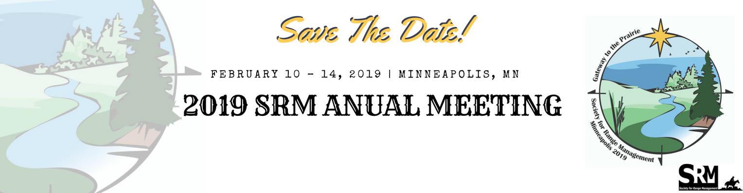 2019 SRM Annual Meeting - Feb. 10-14, 2019