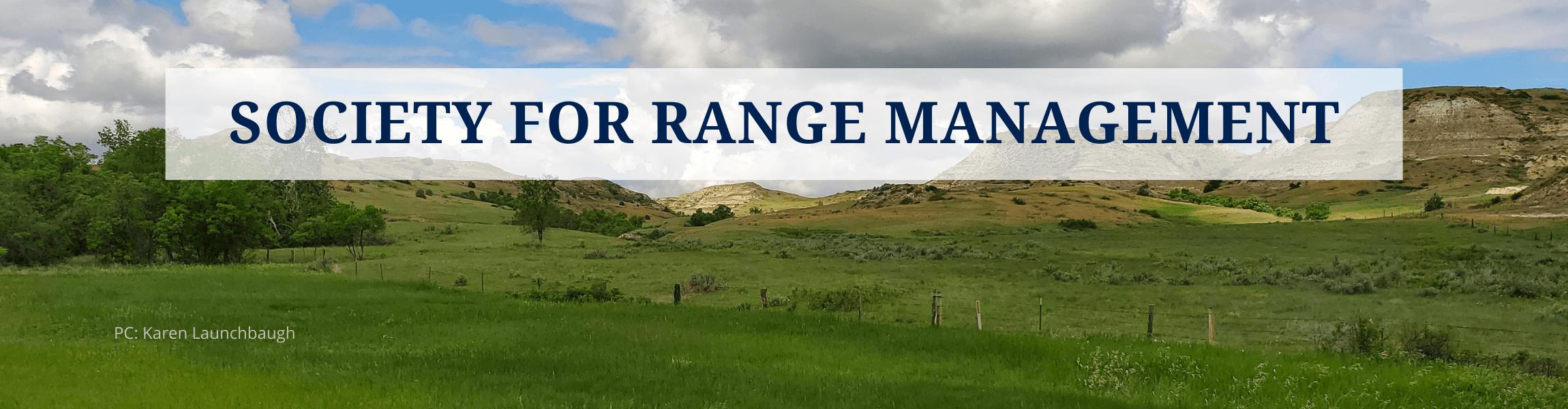 Society for range management-6
