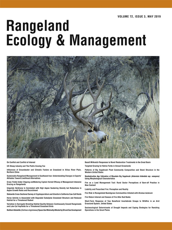 Publications and Communications - Society For Range Management